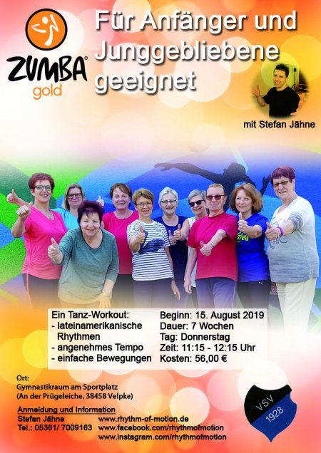 2019 ZUMBAgold Flyer August